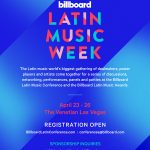 Billboard Latin Music 2018 Awards & Conference!